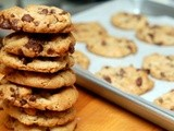 Yet another secret ingredient for chocolate chip cookies