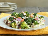 Broccoli & Slaw Salad (aka Resolution Salad)