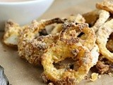 Crispy Baked Onion Rings (aka Cooking Actress Onion Rings)