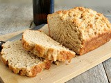 Honey Beer Bread (& KitchenAid Stand Mixer Giveaway) #recipesfromtheheart