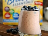 Mango Berry Blast Smoothie #BreakfastEssentials