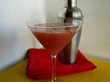 Strawberry & Basil Martini