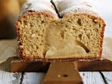 Sweet Spiced Pear Bread