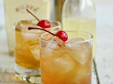 Thirsty Thursdays: Bourbon, Apple and Ginger Sour