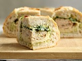 Turkey & Swiss Stuffed Sammie