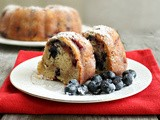 Very Berry Streusel Bundt #BundtAMonth