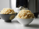 Instant Pot Brown Rice Recipe (Perfectly Fluffy & Easy!)