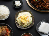 Korean Potato Salad Recipe (Gamja Salad)