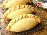 Three Cheese and Caramelised Onion Pasties
