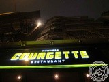 Dinner at Courgette in nyc, New York
