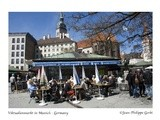 European Vacation - Part 13 - The Viktualienmarkt in Munich, Germany