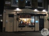 Fantastic Italian Dinner at Vasco and Piero's Pavilion in London, England