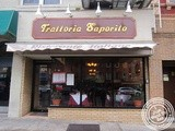 Lunch at Trattoria Saporito in Hoboken, nj