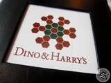 My nephew culinary visit: day 1 - steaks at Dino & Harry's in Hoboken, nj