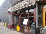 My nephew culinary visit: day 7 / part 1: Indian food at The Masala Wala in nyc, New York