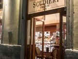 My trip to Europe: Caffè Scudieri in Florence, Italy