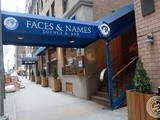 Quick lunch at Faces and Names in Midtown nyc