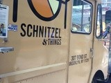 Schnitzel and Things Food Truck in nyc, New York