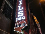 Virgil's Real bbq in nyc, New York
