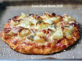 2 Ingredients Pizza Crust