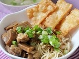 Aff Indonesia - Chicken Mushroom Noodles