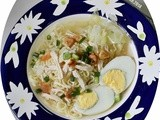 Aff Philippines - Mami Chicken Noodle Soup