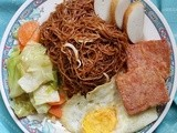 Aff Singapore - Economic Fried Bee Hoon (Fried Rice Vermicelli)