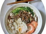 Aff Singapore - Mee Hoon Kueh (Hand Pulled Noodles)