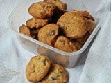 Almost Famous Amos Chocolate Chips Cookies