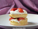 Bake Along #74 Hot Milk Cakes With Strawberries & Cream