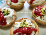 Berry Nutty Gluten Free Tarts