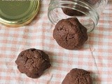 Famous Amos Double Chocolate Chips Cookies