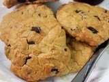 Gluten Free Cheese & Choco Chips Scones Cookies