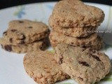 Gluten Free Cheese Oatmeal Cookies