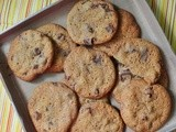 Malted Milk Chocolate Chips Cookies (Ree Drummond)