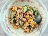 Mango & Chicken Rice Salad