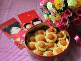 Melt In The Mouth Open Pineapple Tarts - Gong Xi Fa Cai