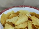 Ngaku Chips & Popiah Seaweed Crackers