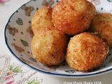 Potato Cheese Meatless Bitterballen