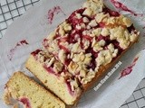 Thb #32 Raspberry Almond Coffee Cake