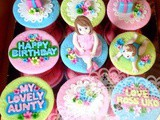 Birthday Cupcakes for Aunty