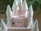 Castle Cake for Odelia