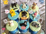 Cat Cupcakes for Cat Lover
