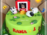 Farm Cake for Rana