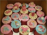 Princess Cupcakes for Narindra