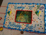 Bob's Big 7-0 Birthday Bash