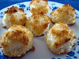 Coconut Macaroons for Two