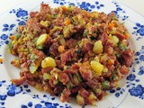 Corned Beef Hash with Yukon Gold Potatoes