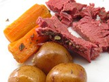 Corned Beef sans Cabbage