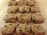 Small Batch Chewy Chocolate Chip Cookies